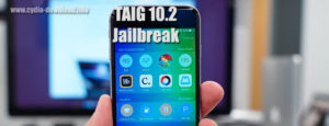 Taig jailbreak iOS 10.2
