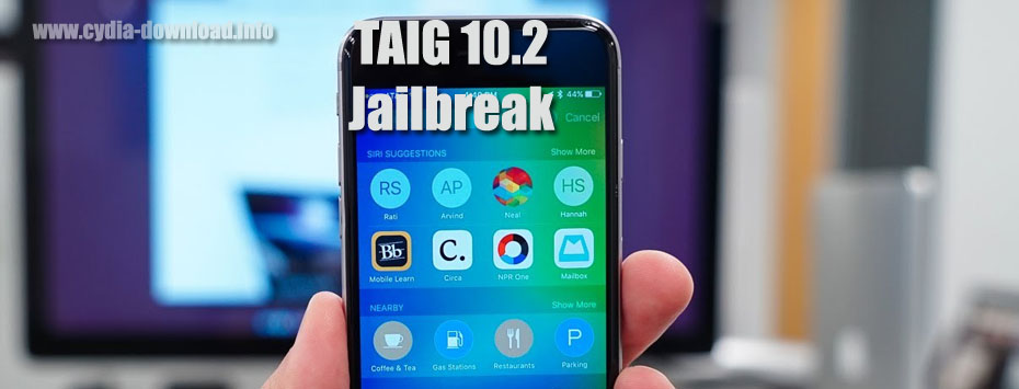 TaiG 10.2 for Jailbreak iOS 10.2 - Cydia Installer 11