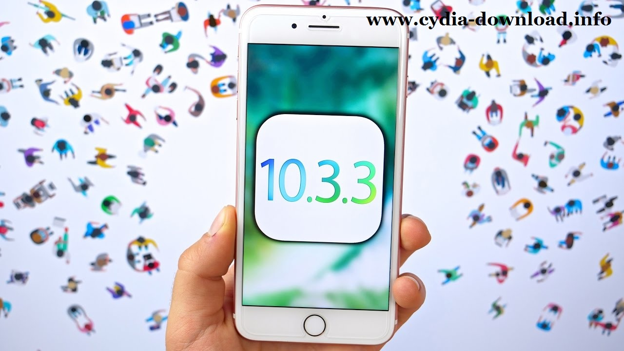 cydia download iOS 10.3.3 / iOS 11