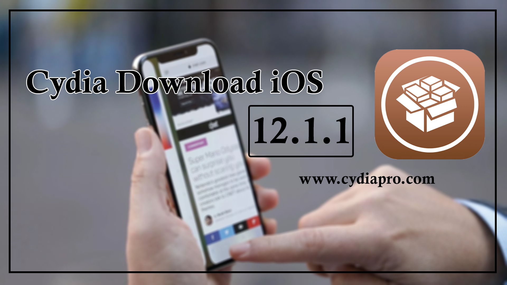cydia download iOS 12.1.1