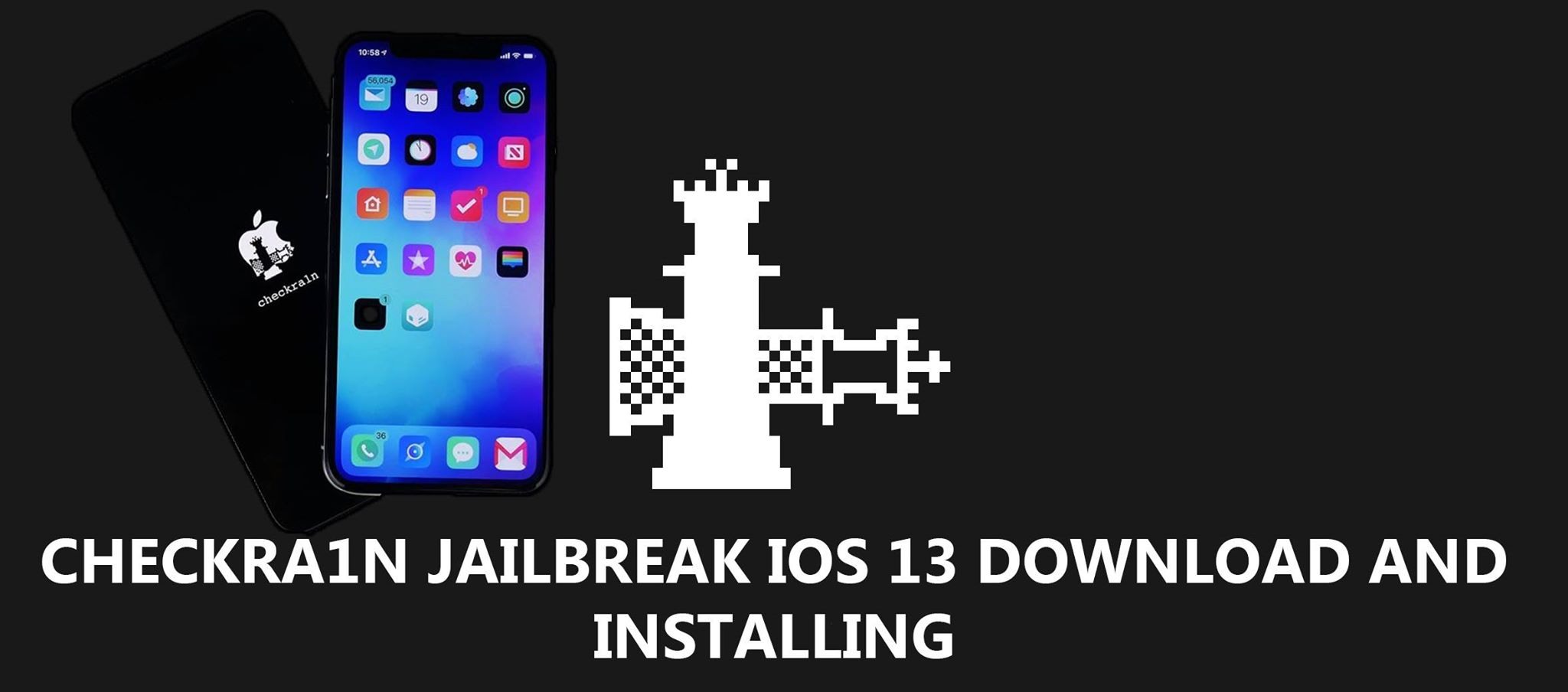 Checkra1n Jailbreak iOS 13